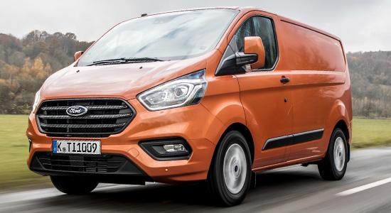 Ford Transit Custom на IronHorse.ru ©