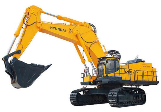 Хендай Р1200-9