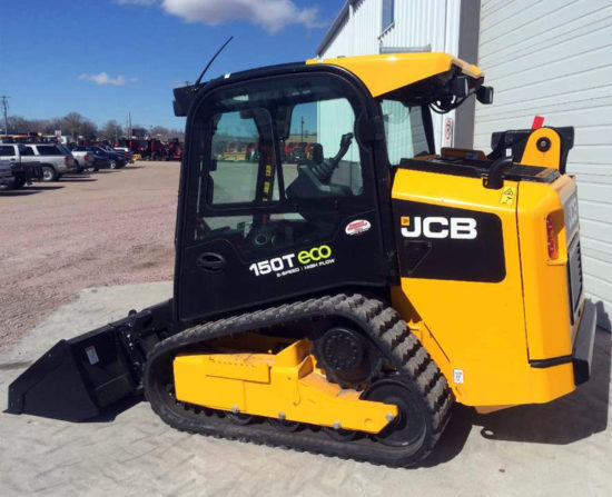 JCB 150T