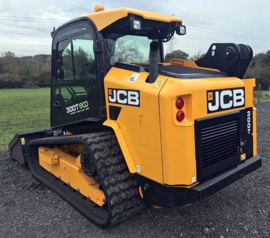 JCB 300T