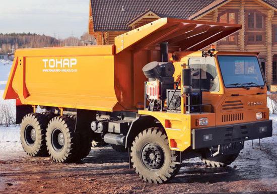 Тонар-45251 (до 2016 года)