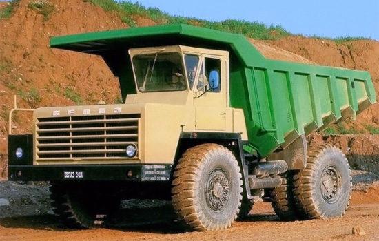 БелАЗ-540А