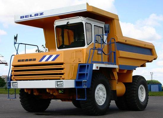 БелАЗ-7540