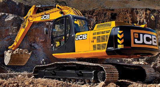 JCB JS260LC на IronHorse.ru ©