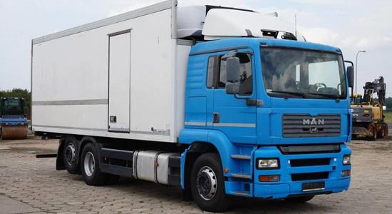 MAN TGA 6x4 (фургон) на IronHorse.ru ©
