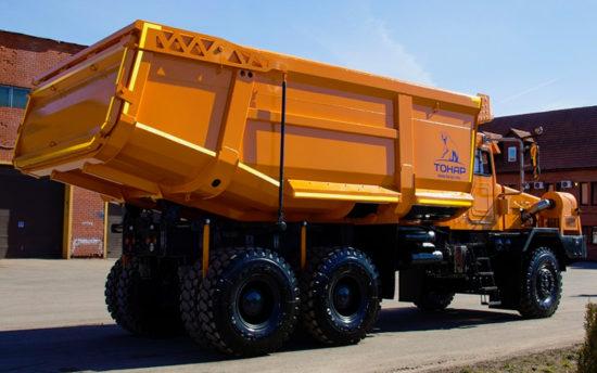 Тонар-7501