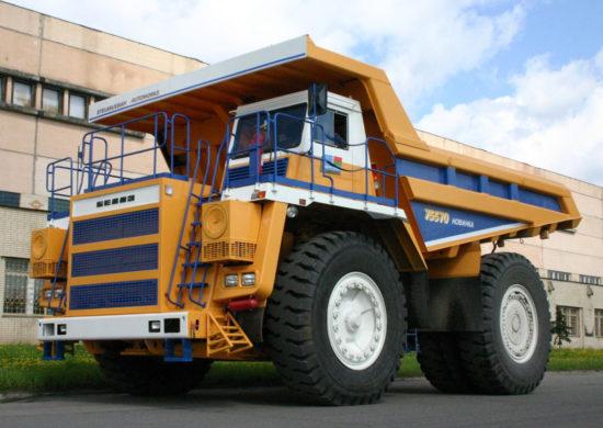 БелАЗ-7557
