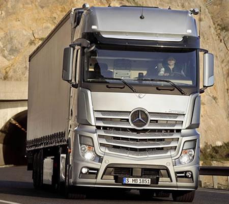 Mercedes-Benz Actros четвёртого поколения